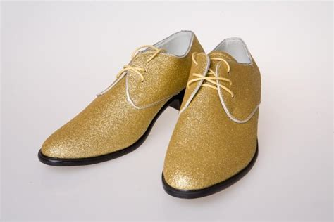 cheap gold dress shoes cool prom shoes leather groom