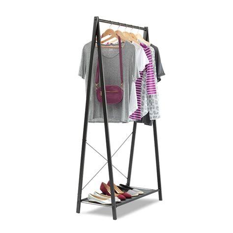 Kmart Clothes Rack by A Frame Garment Rack Black Kmart