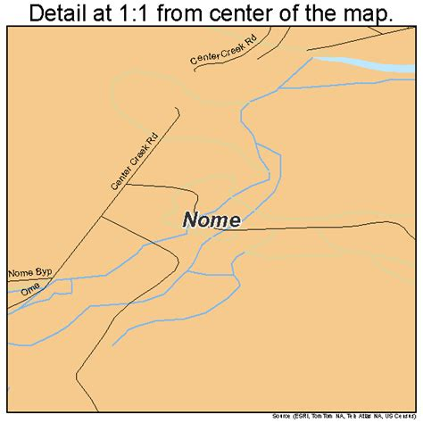 where is nome alaska on a map nome alaska map 0254920