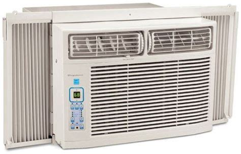 Btu Air Conditioner Room Size by Frigidaire Fac124p1a Window Mounted Compact Room Air Conditioner White 12 000 Btu Cooling
