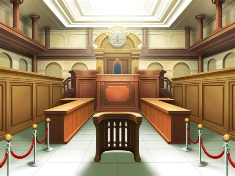 Court Records Ace Attorney Courtroom The Ace Attorney Wiki Ace Attorney