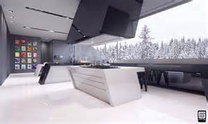 future kitchen design futuristic kitchen design by m1tos