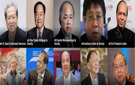 the rich got richer here are 10 richest in indonesia according to forbes