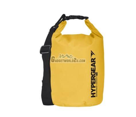 Hypergear Bag 5 Liter Yellow hypergear adventure bag water resistant 15 liter yellow