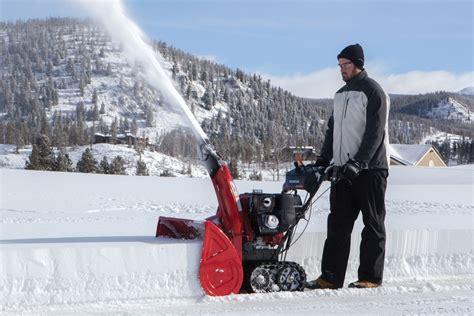 best snow blower how to choose the best snowblower snowblower