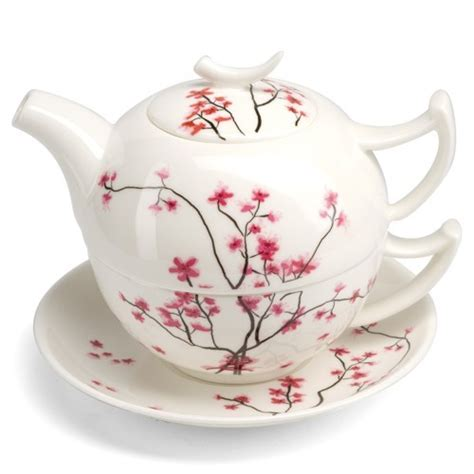 For You In Blossom 4 tea 4 you cherry blossom tea for one