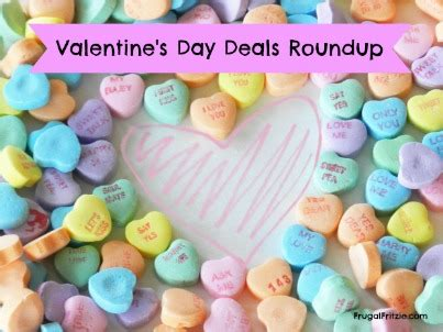 Valentines Day Prmotions Roundup by S Day Deals And Freebies Roundup