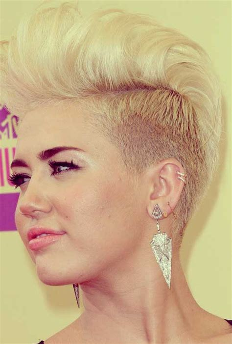 shaved side hairstyles 2013 shaved womens hairstyles 2013 short hairstyle 2013