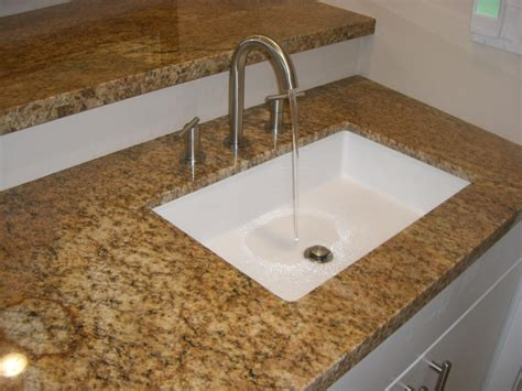 Granite Undermount Bathroom Sink by Interior Gorgeous Bathroom Design With Rectangular White
