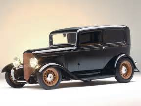 32 Ford Sedan George Poteet S 32 Ford Sedan Delivery Built By Fast