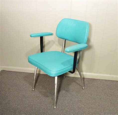 Shelby Williams Chairs Vintage by Mid Century Shelby Williams Gazelle Arm Chair Aluminum