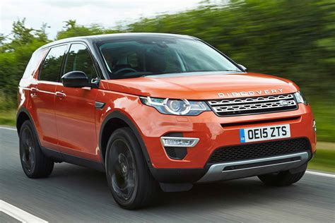 land rover discovery 4 2015 land rover discovery sport td4 180 review 2015 first