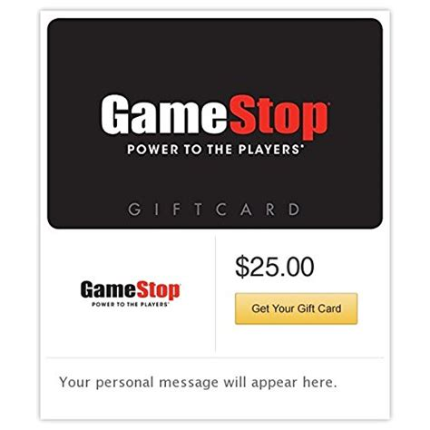 Gamestop Electronic Gift Card - gamestop gift cards e mail delivery goldcart com