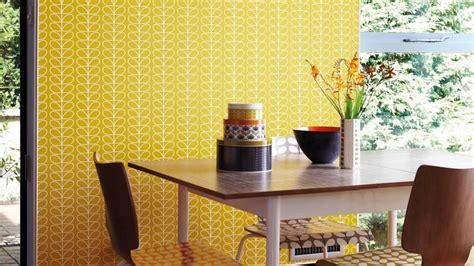 chambre scandinave jaune