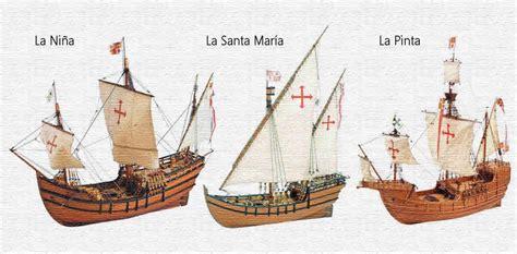 cuales fueron los barcos de cristobal colon la nina la santa maria y la pinta cristobal colon
