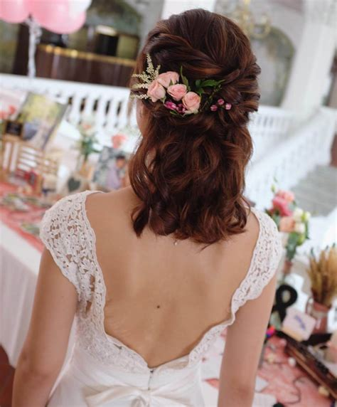 Wedding Hairstyles For Curly by 25 Curly Wedding Hairstyle Ideas Designs Design Trends