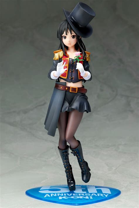 k on figure mio akiyama 5th anniversary k on figure