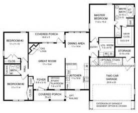 Coral Homes Floor Plans ranch house plan chp 24019 at coolhouseplans com 1600 sq