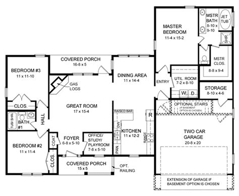 1600 square foot ranch house plans ranch house plan chp 24019 at coolhouseplans com 1600 sq