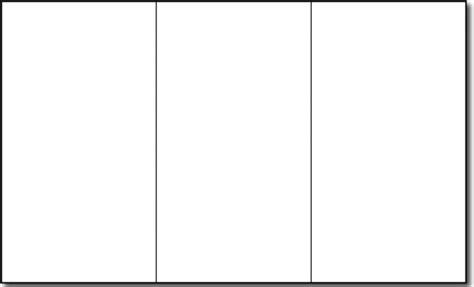 blank tri fold brochure template free blank tri fold brochure templates 1 best agenda