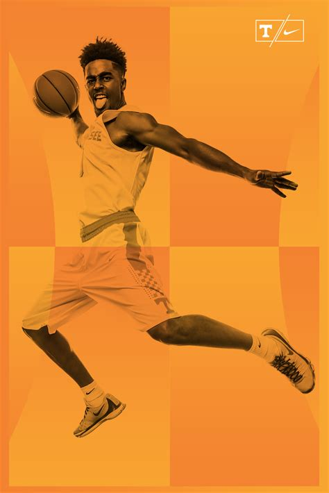 design poster basketball check out this behance project tennessee men s