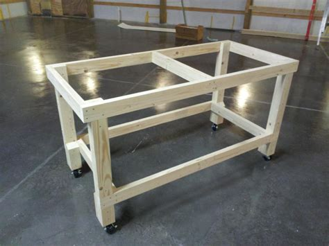 the rolling bench my shop barn build thread page 4