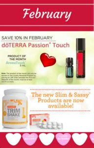 doterra february 2017 product of the month newsletter the oily doc