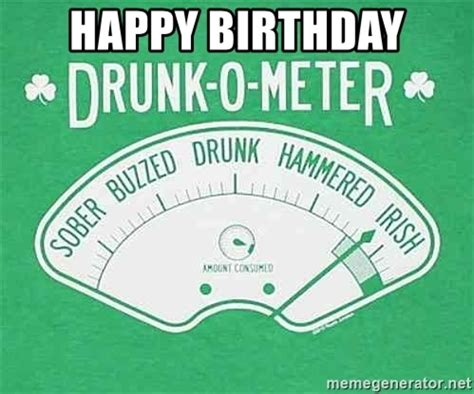 Irish Birthday Meme - irish birthday meme 28 images irish happy birthday