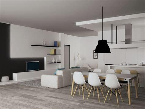 stile di arredamento il progetto per un appartamento in stile scandinavo