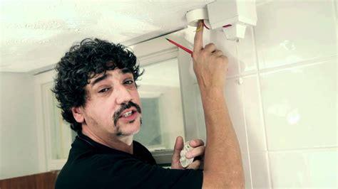 change  pull switch   bathroom youtube