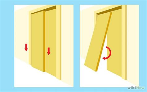 Nice Install Closet Doors On How To Install Bifold Closet Sliding Closet Door Installation