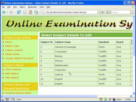 affordable  examination system part  youtube