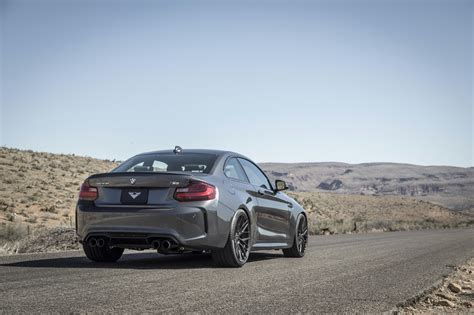 bmw mountain vorsteiner took their bmw m2 to the mountains and the