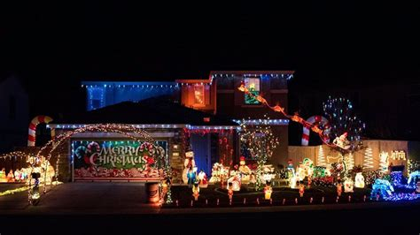best christmas light displays in reno best places to see light displays in reno nevada windy pinwheel