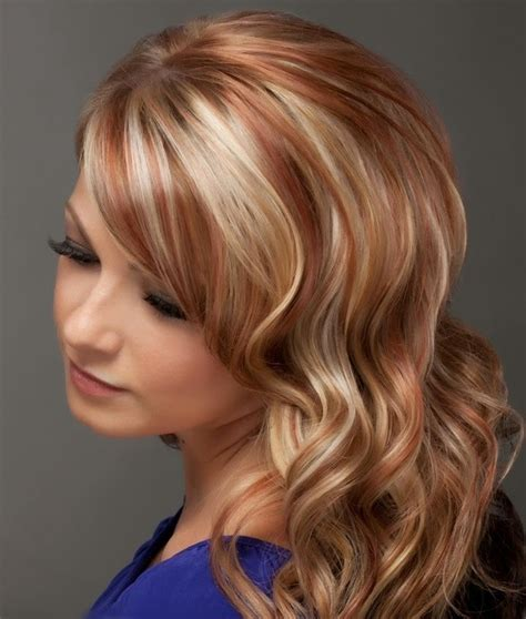 blonde hairstyles colors highlights latest hair highlights for blonde hair best hair color