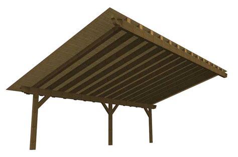 tettoia lamellare tettoia porticato in lamellare