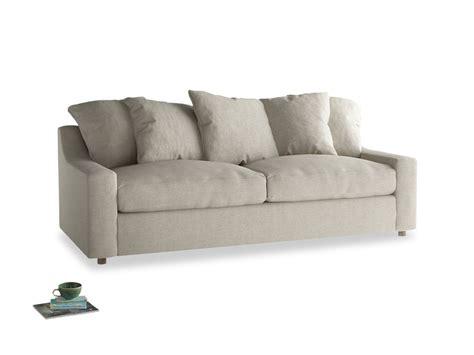 very deep sofa cloud sofa comfy deep seated sofa loaf
