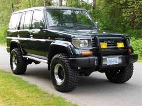 1994 Toyota Land Cruiser For Sale Honduras Spec 1994 Toyota Land Cruiser Kzj77 Bring A Trailer