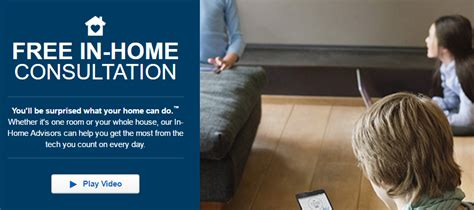 visit the best buy tech home in the mall of america best buy rolls out pilot project offering free in home