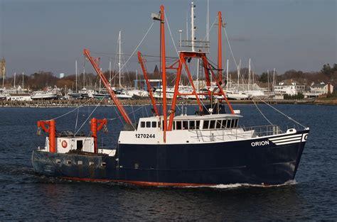 duckworth steel boats tarpon springs new scalloper orion joins new bedford fleet 187 commercial