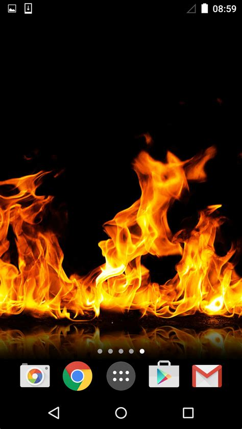 fire  wallpaper apk gallery