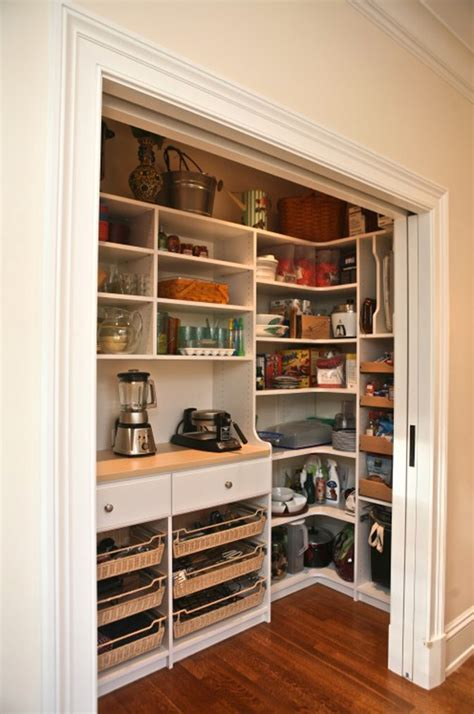 Small Pantry Designs by Kitchen Pantry Design Ideas