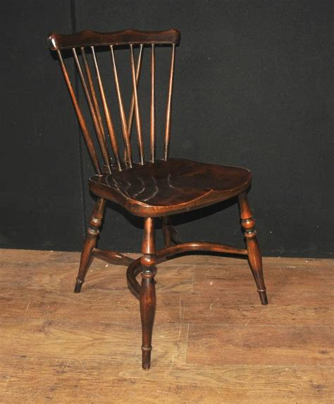 Antique Dining Room Furniture 1920 Set Of Eight Antique Oak Chairs 1920 Kitchen Dining Chair At 1stdibs