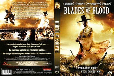 blades of blood 2010 jaquette dvd de blades of blood cin 233 ma