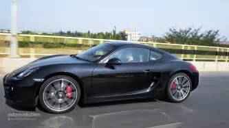 2014 Porsche Cayman S 2014 Porsche Cayman S Review Technical Data Autoevolution