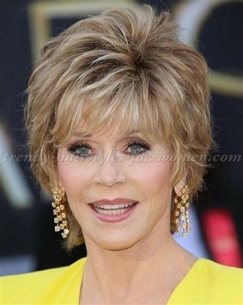 over 60 short haircuts on pinterest short hairstyles over 50 hairstyles over 60 jane fonda