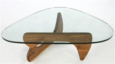 glazen salontafel tweedehands isamu noguchi salontafel designsalontafels nl