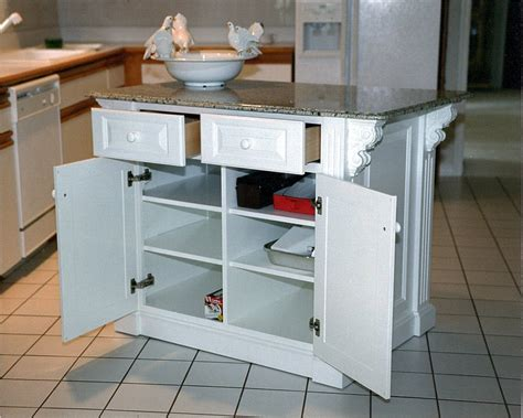 kitchen island on casters by tom landon lumberjocks