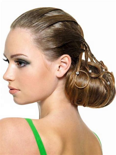 festliche frisuren fuer kurze haare