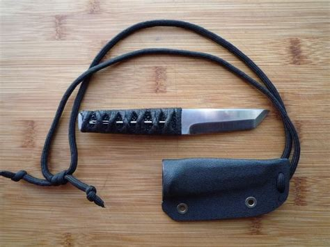 tanto neck knife 1000 ideas about neck knife on knives custom